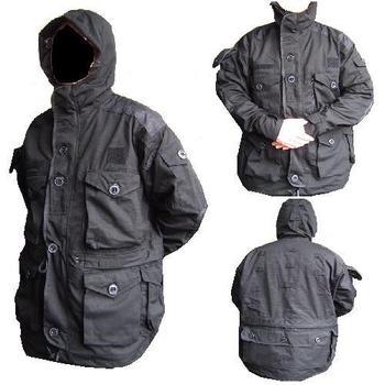 Black Sas Assault Jacket