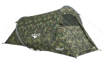 Tunnel Tent Olive