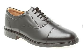 Extra Wide Capped oxford shoe