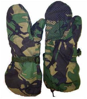 Army Issue cold weather mittens
