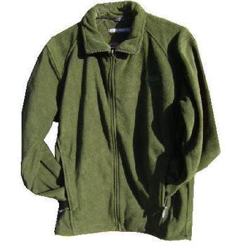 Olive Green Fleece Jacket - Best Jacket 2017