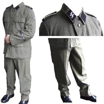Great German SS reproduction Uniform great for re-enactors