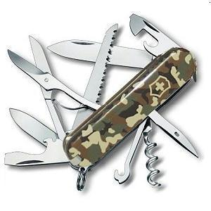 Camo Victorinox Huntsman Penknife From Surplus And