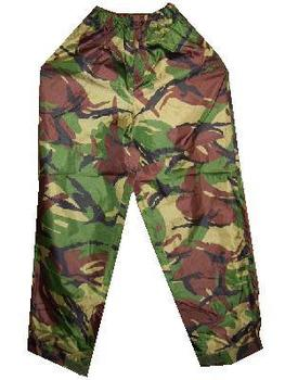New Monsoon Kids Camo Waterproof Trousers