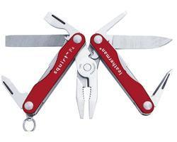 Leatherman Squirt Red P4