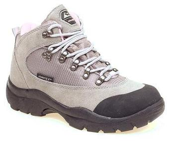 Womens Waterproof Shoes on Ladies Waterproof And Breathable  Meander  Hiking Boots  L867fp