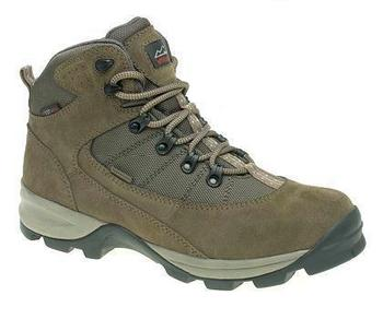 Olive Suede Waterproof and Breathable boot
