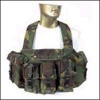 Web Tex Chest Rig