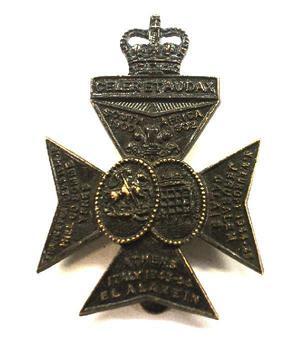 Queens Royal Rifles