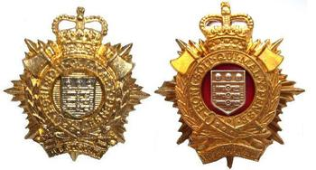 New Metal Cap Badge for the Royal Logistic Corps - Surplus and ...
