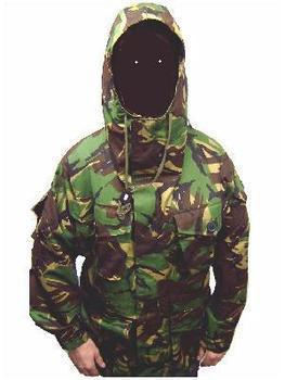 SAS Smock, British Army issue DPM Windproof Smock, NEW