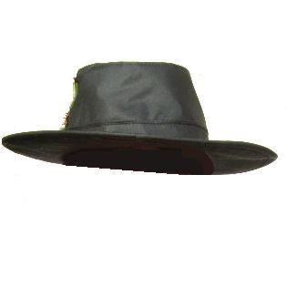 Waterproof Wide Brim Waxed Hat