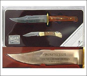 winchester knives character