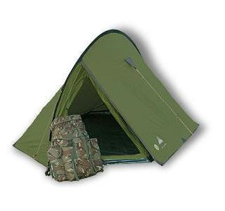 Olive green Hooped tent