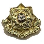 East Yorkshire Regiment Cap Badge