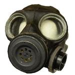 Gas Mask of the British Army WW2