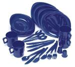Gelert 26 Piece outdoor Dinig Set