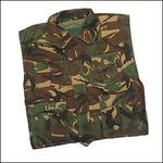 Childrens Camo Body Warmer