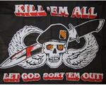 Kill em all flag