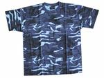 Adults Midnight Camo T Shirt