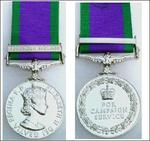 Northern Ireland Campaign Medal