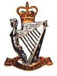Royal Irish Rangers Cap Badge