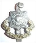 The Royal Sussex Regiment