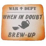 Brew up sign