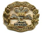 South Lancashire Cap Badge
