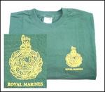 Royal Marines T shirt