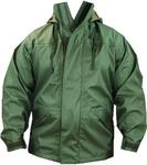 waterproof Olive jacket