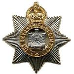 The Devonshire Regiment Cap Badge