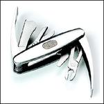 Stainless Steel Clam Tool