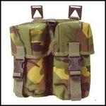 Web Tex Double Ammo Pouch