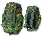 Web Tex Cadet Bag
