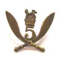 5th gurkha Rifles (Frontier Force) Cap badge