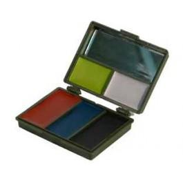 Face Paint, New 5 Colour Camo Face Paint Compact