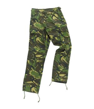 Camo Combat Trousers U.S Style Camo 6 Pocket Polycotton Combat Trousers