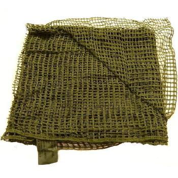 Skrim  / scrim scarf, Olive Green Large size Scrim netting Genuine Army issue
