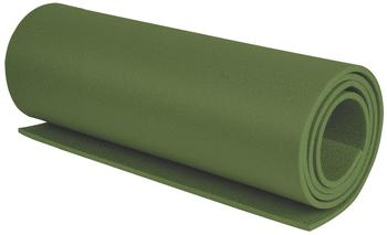 Bed Roll Mat Military Style 10mm IXPE olive green Sleeping Mat, New Seconds