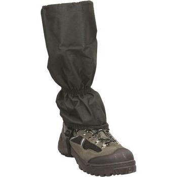 Black Gaiters Highlander Waterproof Ripstop Full Length Gaiters GAT011