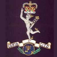 Royal Signals  Embroidered Blazer Badge