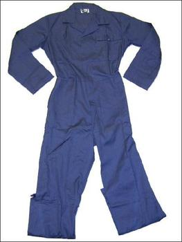 Quality Polycotton Boilersuits in BEIGE and Blade