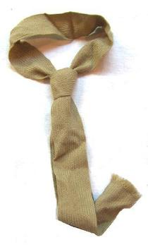Officers Tie British Officers Issue Pale sand Tie, New