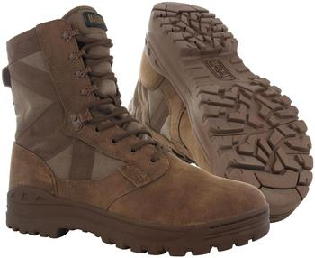 e608413c7c2 Desert / Brown Magnum Boots Used Graded Magnum Amazon British Army Issue  Boots, Used
