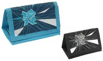 Official London 2012 Olympics Logo Velcro sports wallet