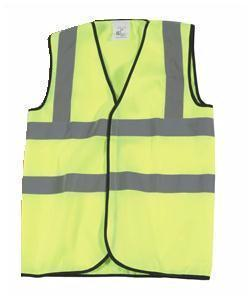 Kids Children's Hi Vis Vest Ideal for Walking Buses