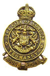 City Of London Yeomanry - Rough Riders