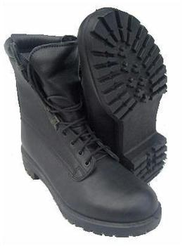 Cold Weather Boots Goretex Lined Army Issue Black Leather Boot, New