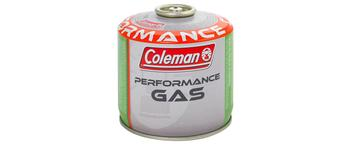 Colemans C300 Performance Gas Self Seal 240g Cartridge canister disposable gas refill